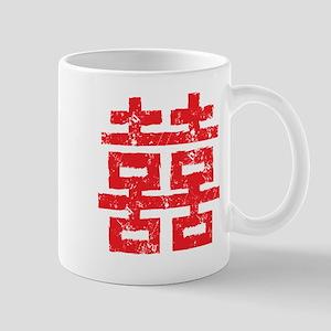Double Happiness Mug
