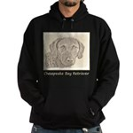 Chesapeake Bay Retriever Hoodie (dark)
