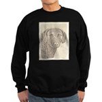 Chesapeake Bay Retriever Sweatshirt (dark)