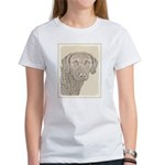 Chesapeake Bay Retri Women's Classic White T-Shirt