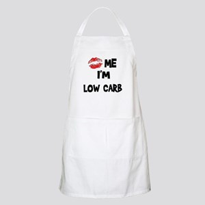 Kiss Me I'm Low Carb BBQ Apron