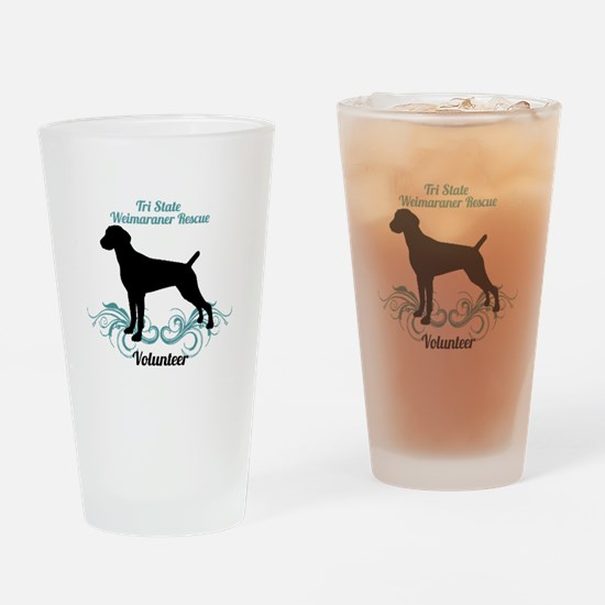 Weim Goods Pint Glass