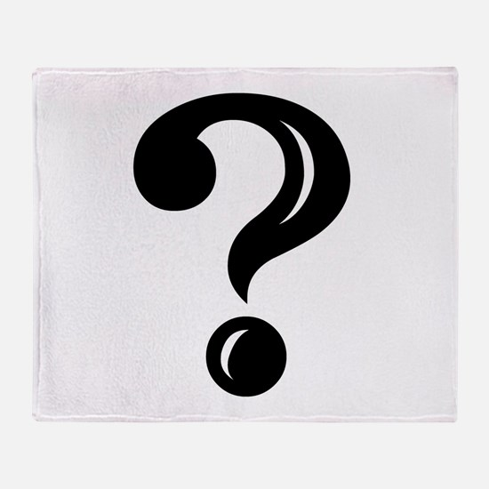 Polipsych 3 Throw Blanket