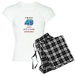 I'm Not 40 Women's Light Pajamas