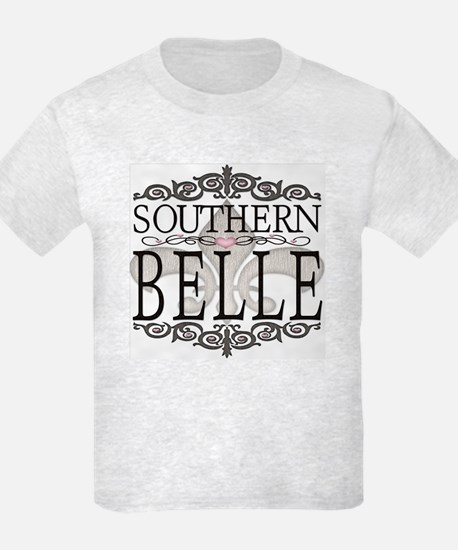 Southern Belle Hearts T-Shirt
