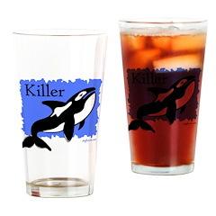 Killer (Orca) Pint Glass