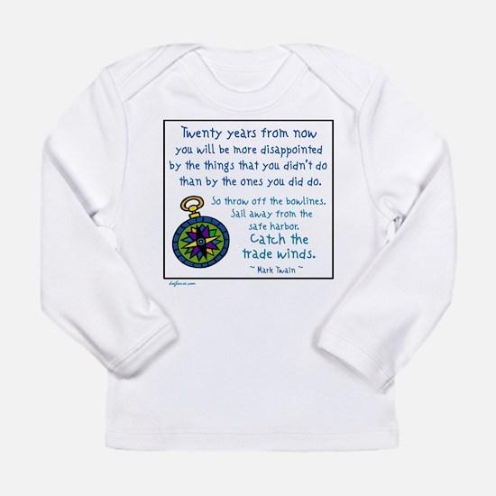 Trade Winds Long Sleeve Infant T-Shirt