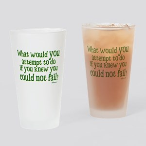 What Would Pint Glass