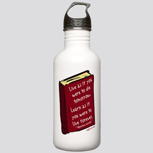 Live Stainless Water Bottle 1.0L