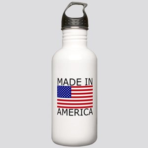 American Flag Stainless Water Bottle 1.0L