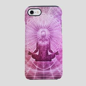 Spiritual Yoga Meditation Zen iPhone 7 Tough Case