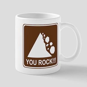 You Rock!!! Mug