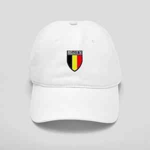 Belgium Flag Patch Cap