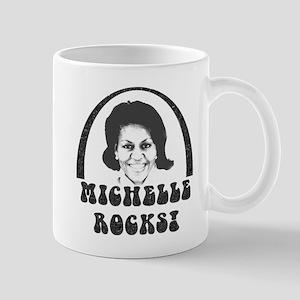 Michelle Obama Rocks Mug