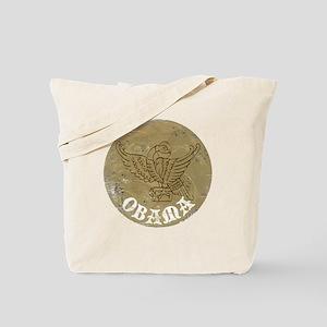Vintage Obama Medieval Tote Bag