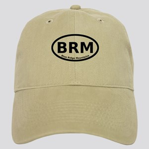 Blue Ridge Mountains Oval Cap