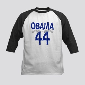 Obama 44 Kids Baseball Jersey