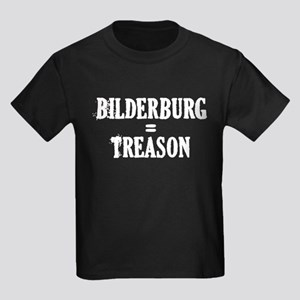 Bilderburg = Treason Kids Dark T-Shirt