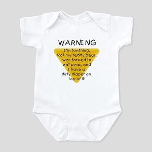 Warning Infant Creeper