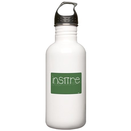 Inspire Chalkboard Stainless Water Bottle 1.0L