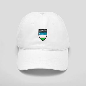 Uzbekistan Patch Cap