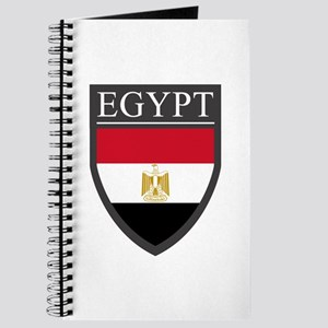 Egypt Flag Patch Journal