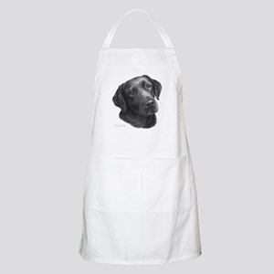Chocolate Lab BBQ Apron