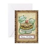 Happy Bithday - Greeting Card