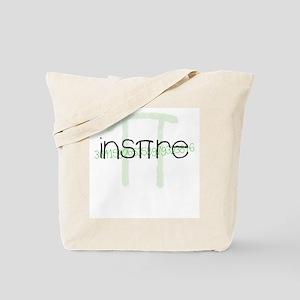 Inspire Green Tote Bag