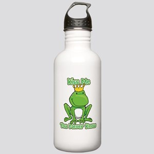 You Never Know Frog Stainless Water Bottle 1.0L
