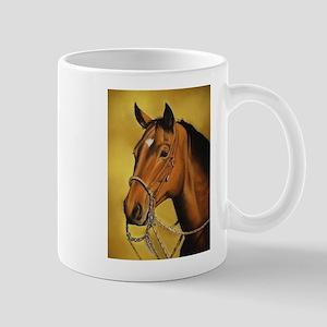 Western Horse Mug