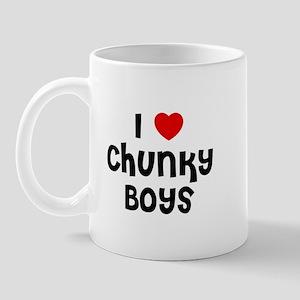 I * Chunky Boys Mug