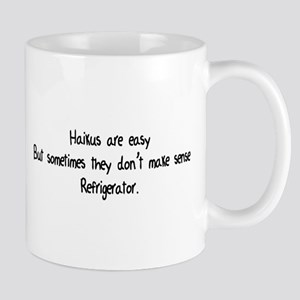 Haikus Are Easy Mug