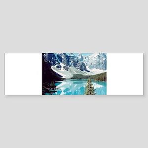 paisaje argentino Sticker (Bumper)