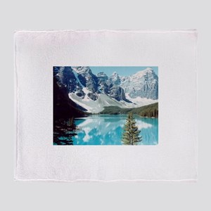 paisaje argentino Throw Blanket