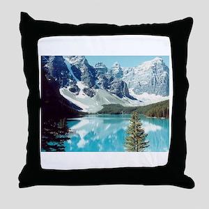 paisaje argentino Throw Pillow