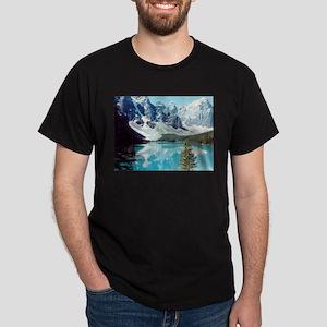 paisaje argentino Dark T-Shirt