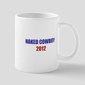 Naked Cowboy 2012 Mug