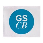 GSCB Throw Blanket