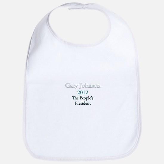 Gary Johnson 2012 Bib
