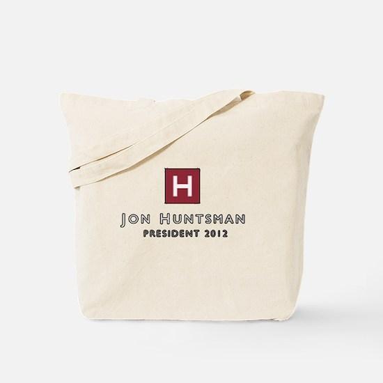 Jon Huntsman 2012 Tote Bag