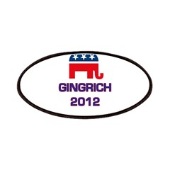 Gingrich 2012 Patches