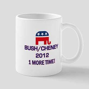 Bush Cheney 2012 Mug