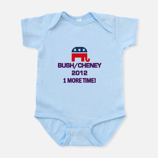 Bush Cheney 2012 Infant Bodysuit