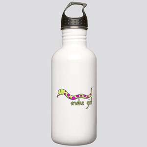 Snake Girl Stainless Water Bottle 1.0L