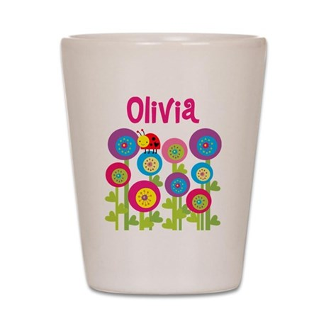 Garden Olivia Shot Glass