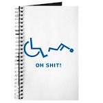 Disabled Stuck Journal