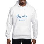 Disabled Stuck Hooded Sweatshirt