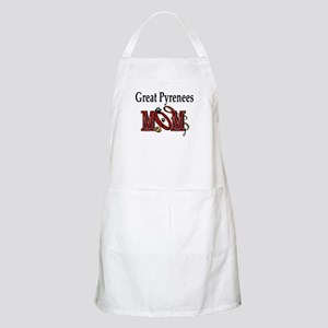 Great Pyrenees Mom BBQ Apron