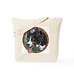 Fawn's Tri Tote Bag